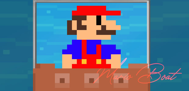 Background Join Mario in this new boat adventure, travel across the seas, rivers and more in Mario Boat! This game will let you play some SEArious boat adventure! Try to avoid all the obstacles to let Mario survive the harsh rivers of the Mushroom Kingdom, and don't get hit by any of the dangerous rocks along the way. Originally created by Dark_momo and […]