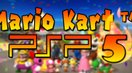 Avoid all the Enemies and Obstacles along the way! The roads of the Mushroom Kingdom are dangerous! Join Mario and his friends in the PSP homebrew to make the finish […]