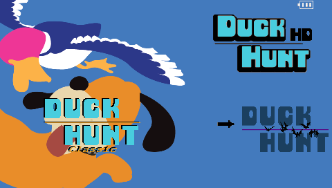 Duck Hunt PSP screenshot (3)