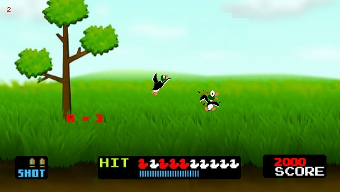 Duck Hunt PSP - screenshot (7)