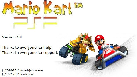 Mario Kart PSP screenshot (7)