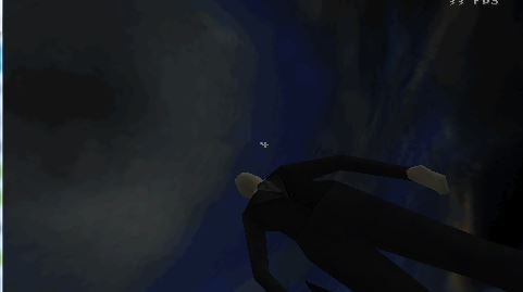 Slender PSP screenshot (4)