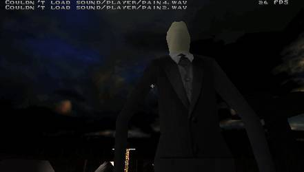 Slender PSP screenshot (5)